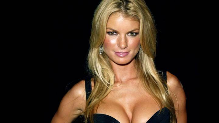 Marisa Miller in Black Top
