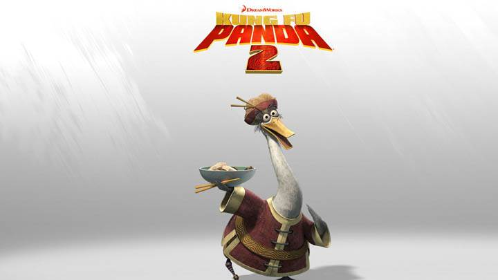 Mr. Ping in Kung Fu Panda 2