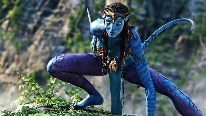 Neytiri in Dangerous Mood