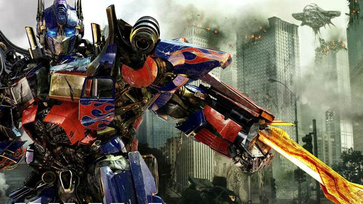 Optimus Prime In Transformers 3