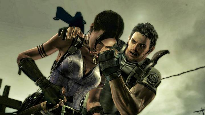 Resident Evil 5 – Sheva Got the Virus