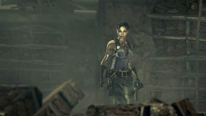 Sheva Finding Something