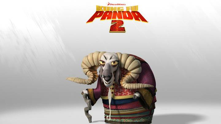 Soothsayer in Kung Fu Panda 2
