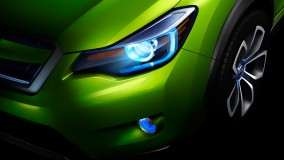 Subaru XV Concept  Headlight