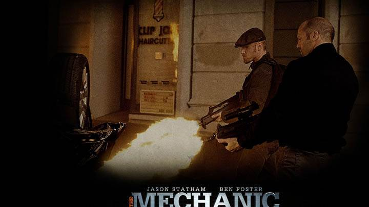The Mechanic – Firing on Drums