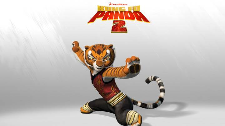 Tigress in Kung Fu Panda 2