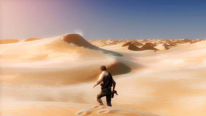 Uncharted 3 – Lonely in Desert