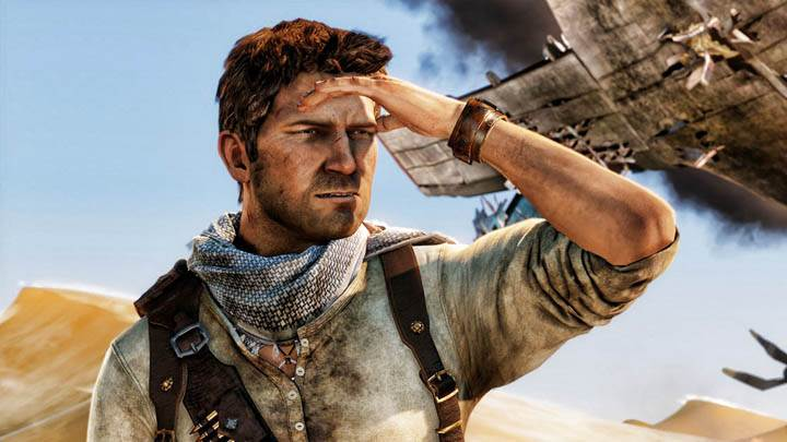 Uncharted 3 – Sully Saying Something