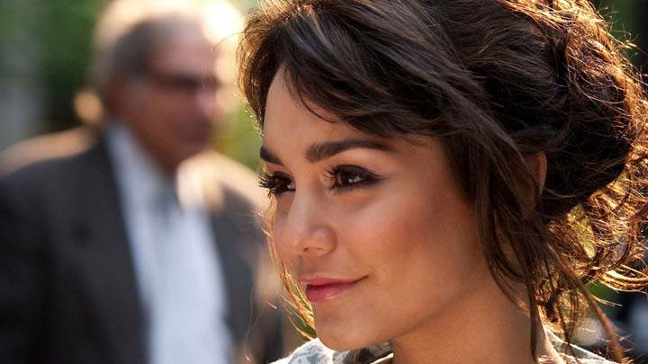 Vanessa Hudgens Face Closeup in Beastly Movie
