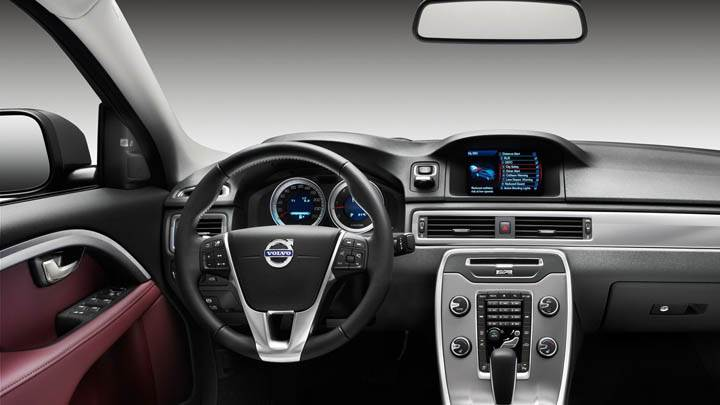 Volvo S80 2012 Interior View