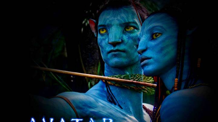 Neytiri Sad Face in Movie Avatar