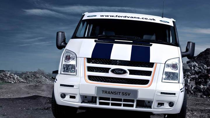 2011 Ford Transit Supersportvan 01