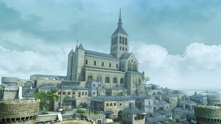 Assassins Creed Brotherhood Building View
