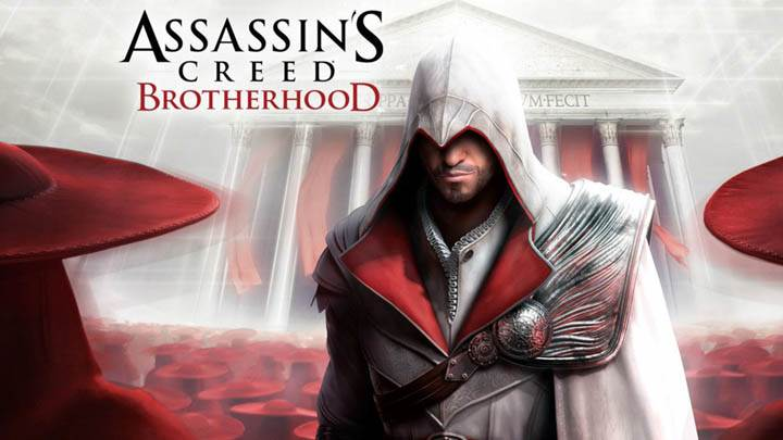 Assassins Creed Brotherhood Poster