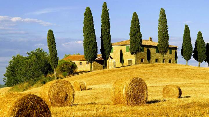 Beautiful Tuscany Italy