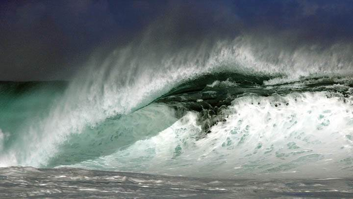 Bonzai Pipeline, Oahu, Hawaii