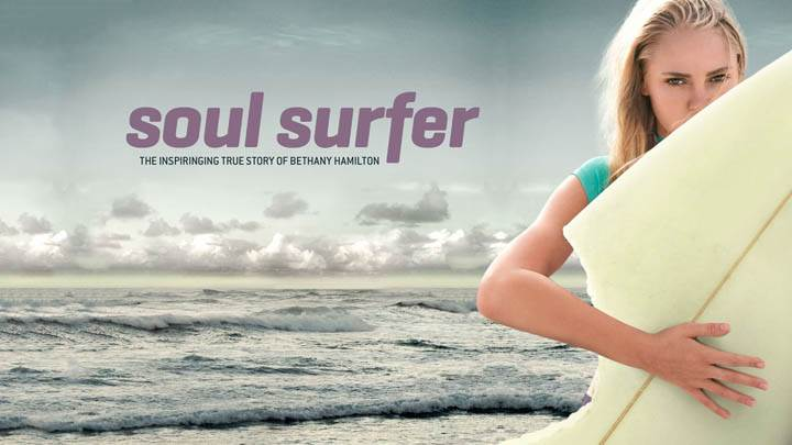 Carrie Underwood in Soul Surfer