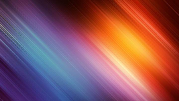 Colourful Abstract Lines