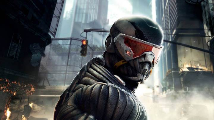 Crysis 2 Red Mask Man