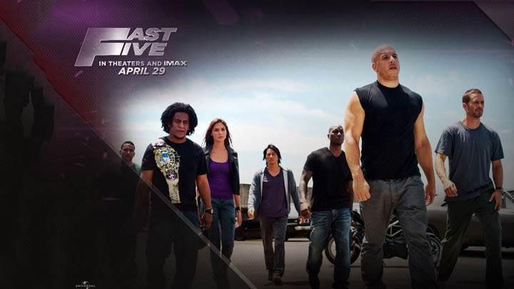Fast Five – Group Standing