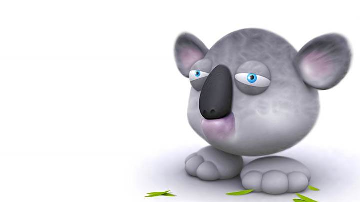 Funny 3D Animal