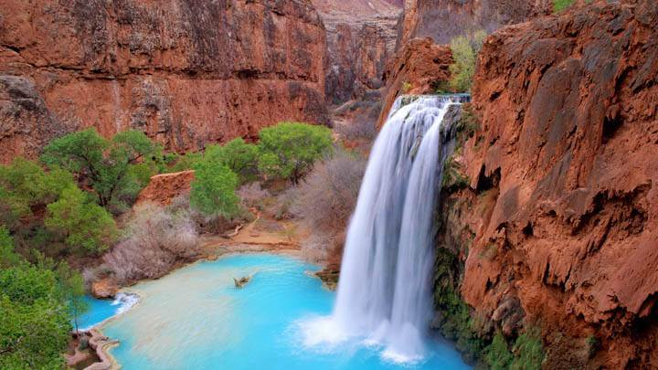 Havasu Falls, Havasupai Nation, Arizona