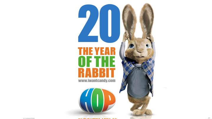 Hop – The Year of the Rabbit