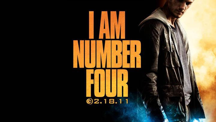 I Am Number  Four 2011 Movie Poster