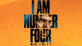 I Am Number Four Cover Poster