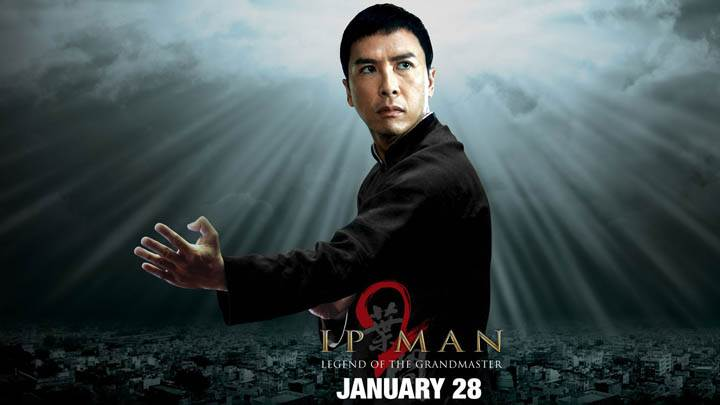 IP Man 2 Movie Cover Poster