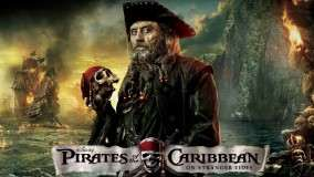 Ian McShane in Pirates of the Caribbean On Stranger Tides