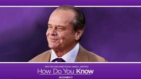 Jack Nicholson – How Do You Know