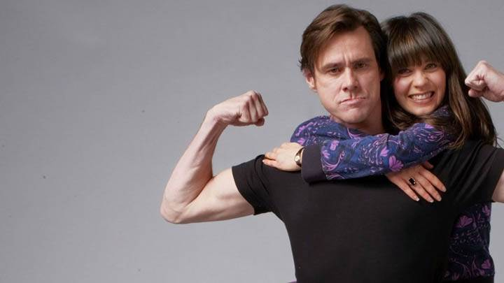 Jim Carrey – See My Body