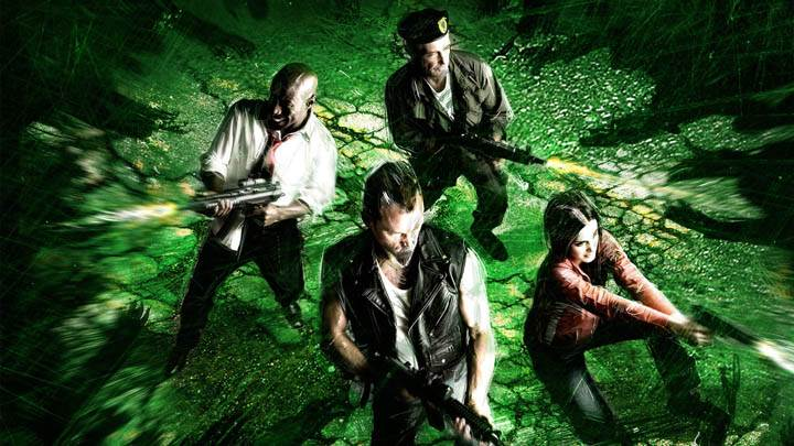 Left 4 Dead – Shooting All Side