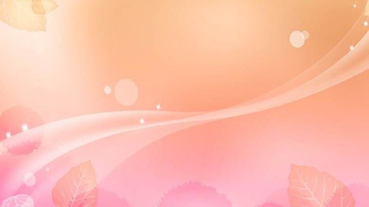 Light Pink Flower Abstract Background