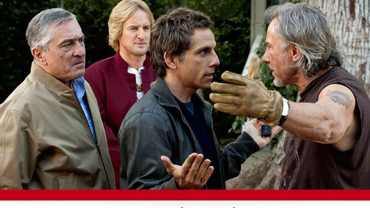 Little Fockers – Arguing
