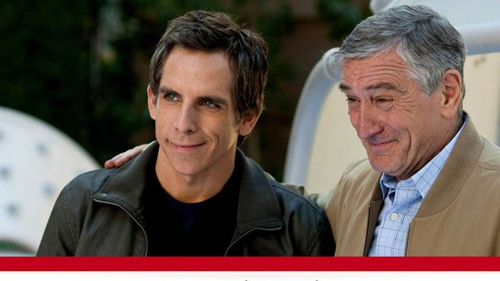 Little Fockers – Both Smiling