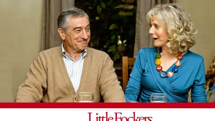 Little Fockers – Couple Eating