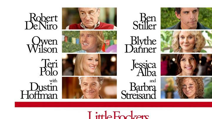 Little Fockers Movie Cover Poster