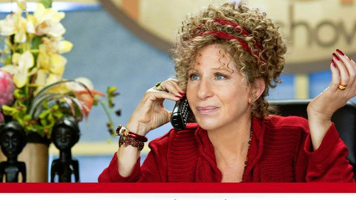 Little Fockers – Talking on Phone