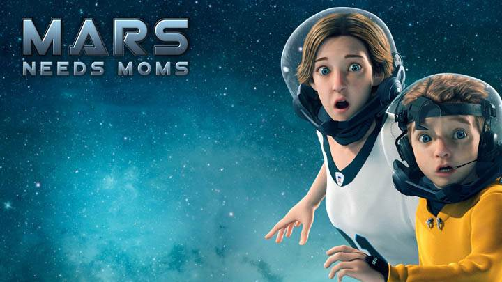 Mars Needs Moms – Fear of Something