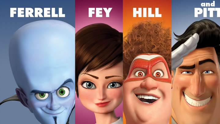 Megamind All Characters