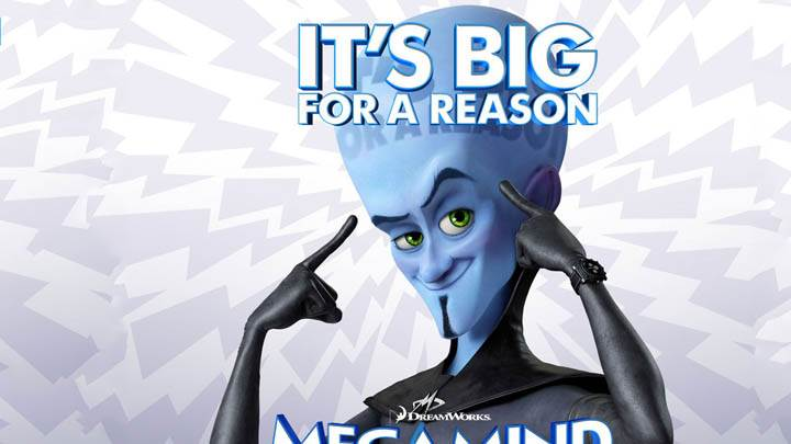 Megamind – Its Big for a Reason