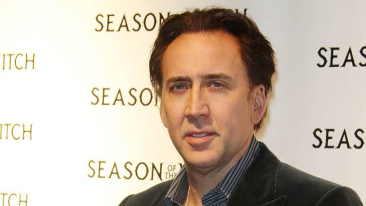Nicolas Cage At Season Of Witch