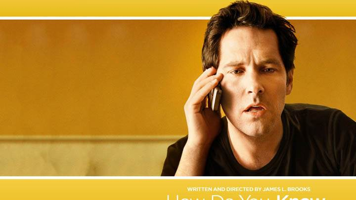 Paul Rudd – How Do You Know
