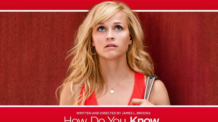 Reese Witherspoon in How Do You Know