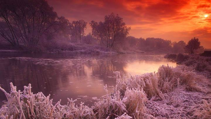 River Avon, Great Britain