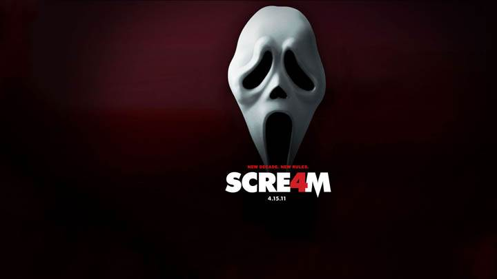 Scream 4 – Ghost Mask