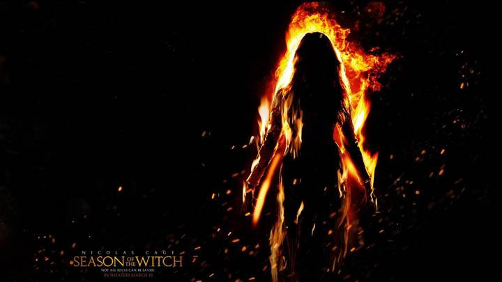 Season of the Witch – Burning Witch