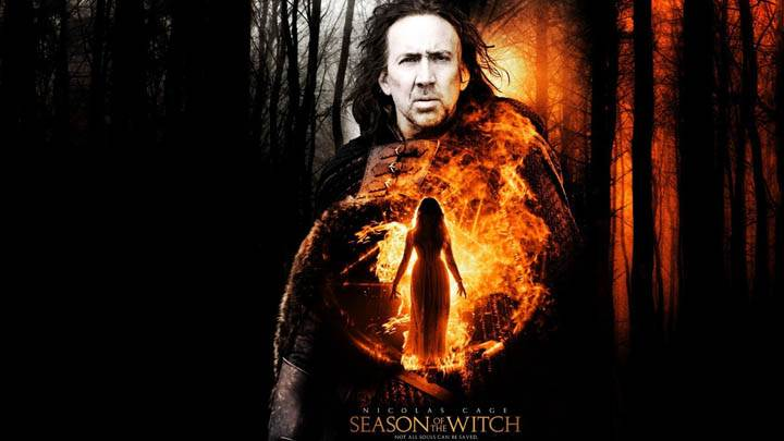 Season of the Witch Movie Cover Poster